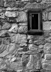Wood, Stone & Glass 1