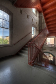 Museum Stairway