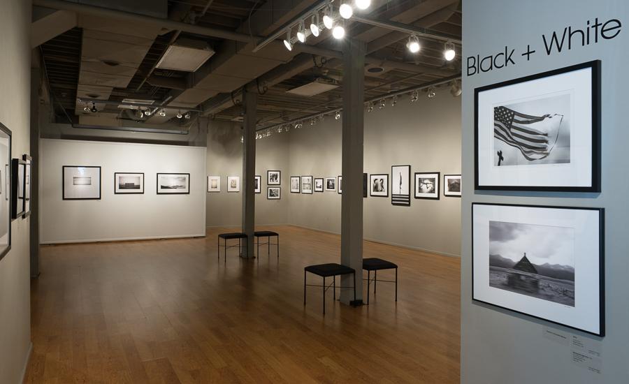 Black+White 2016 Exhibition Installation Images