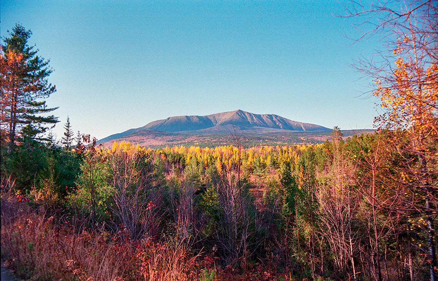New England Whitewater Adventure Circa October 1991