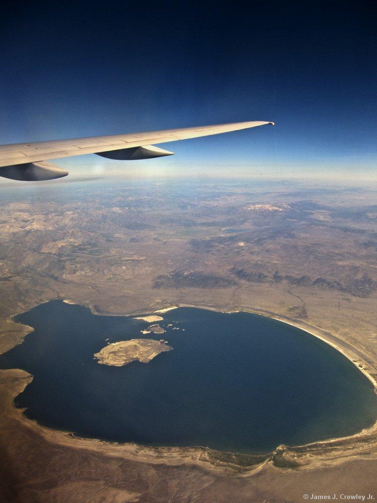 The Flight to San Francisco